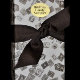 Medium Sampler Brown Wrap
